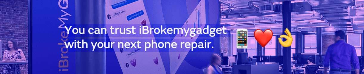 trustworthy phone repair shop