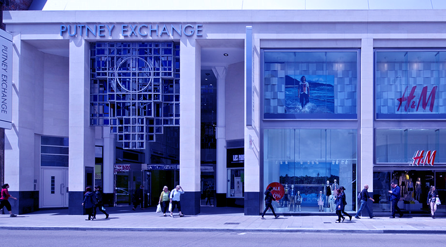 iBroke My Gadget opens new store in Putney – Putney Exchange, London.